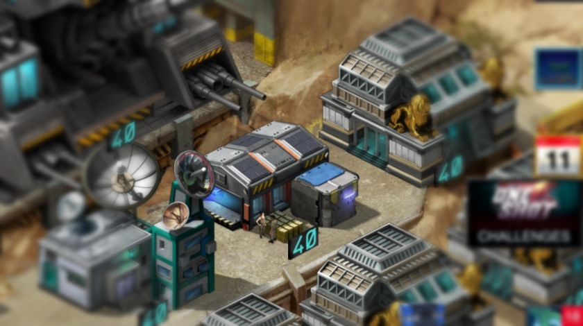 Mobile Strike Warehouse